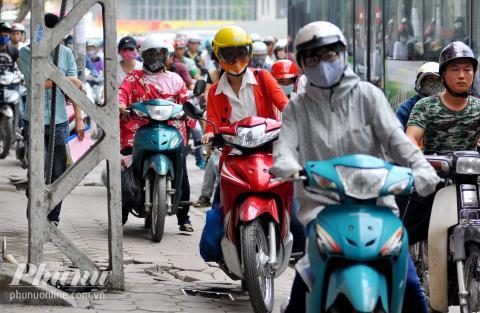 Xử phạt đối với người tham gia giao thông gây tai nạn