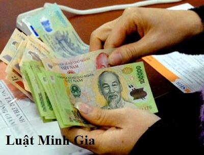 Tư vấn về nghĩa vụ nộp chi phí thẩm định giá tài sản.