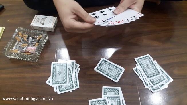 Tội đánh bạc, tội tổ chức đánh bạc hoặc gá bạc theo Luật hình sự 2015