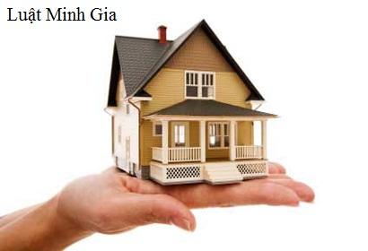 Tư vấn về thủ tục tặng cho đất và nhà ở cho con