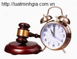 Thủ tục xét tha tù trước thời hạn có điều kiện