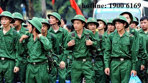 Tư vấn về trường hợp công dân nam tự nguyện tham gia nghĩa vụ quân sự