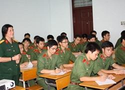 Chế độ tập sự và thâm niên giảng dạy của nhà giáo công an