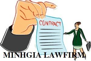 Thay đổi người đại diện của đơn vị có phải ký lại hợp đồng lao động không?