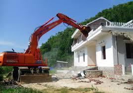 Thẩm quyền cưỡng chế phá dỡ nhà ở của UBND phường