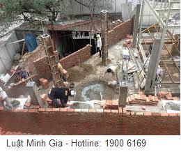 Phá dỡ công trình xây dựng lấn chiếm không gian thuộc sở hữu chung