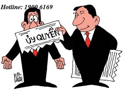 Hợp đồng ủy quyền liên quan đến tài sản được thế chấp
