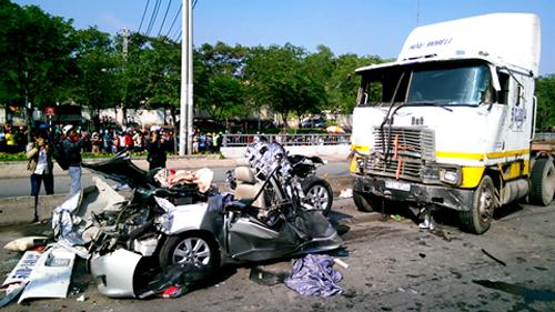 Bồi thường thiệt hại khi tai nạn giao thông gây chết người