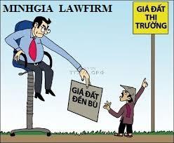 Tư vấn về nộp thuế khi nhận tiền đền bù đất đai