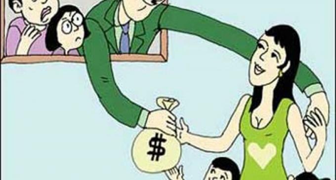 Tài sản riêng của vợ chồng có được tặng cho không