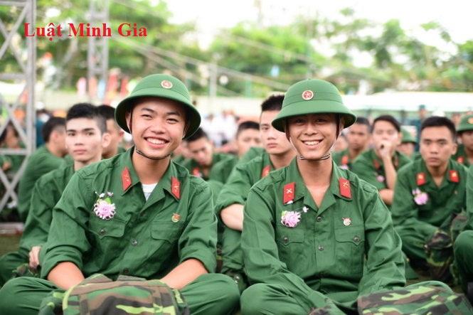 Tuổi đi nghĩa vụ quân sự