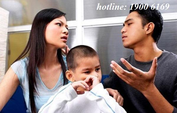 Tư vấn về người mẹ giành quyền nuôi con?