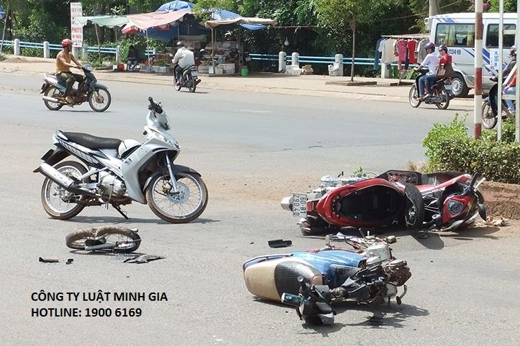 Tư vấn về trường hợp điều khiển xe máy gây chết người