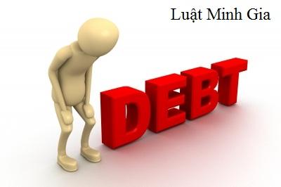 Tư vấn thủ tục đòi nợ?