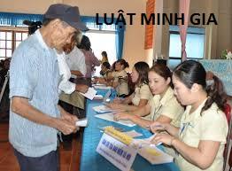 Tư vấn về điều kiện, thủ tục và mức hưởng bảo hiểm xã hội một lần