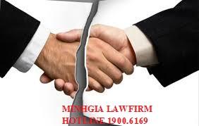 Hỏi luật sư về chấm dứt hợp đồng đồng lao động đúng luật