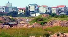 Đất chưa được cấp GCNQSD có được chuyển nhượng?