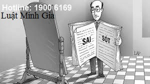 Quy định của pháp luật về trách nhiệm đính chính GCN đã cấp có sai sót