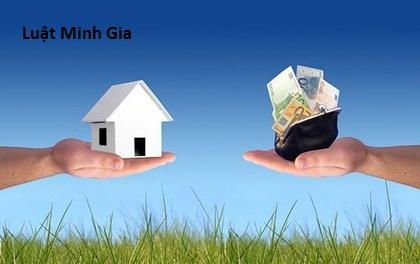 Các khoản thuế, phí, lệ phí phải nộp khi mua bán nhà, đất ở