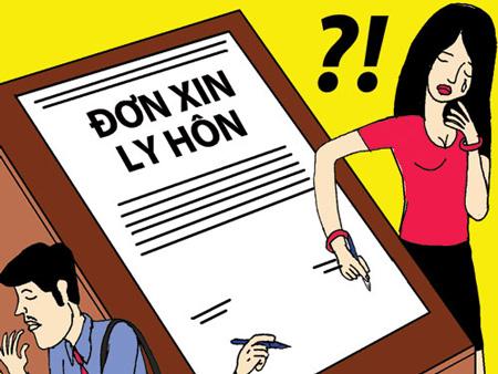 Thời gian giải quyết đối với trường hợp đơn phương ly hôn ?