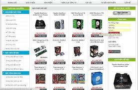 Tư vấn về thông báo website thương mại điện tử bán hàng