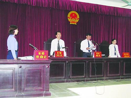 Thủ tục kháng cáo bản án ly hôn sơ thẩm