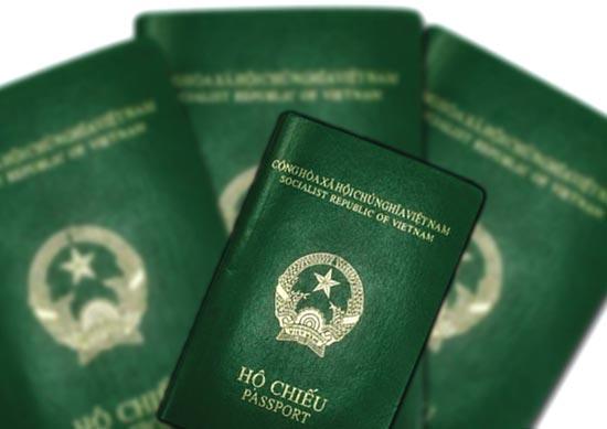 Xuất nhập cảnh đối với công dân Việt Nam trên 14 tuổi