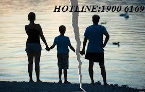 Chia tài sản và giành quyền nuôi con khi ly hôn