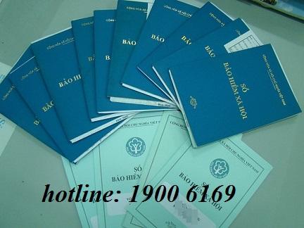 Tư vấn về trường hợp không rút được sổ do công ty nợ tiền BHXH