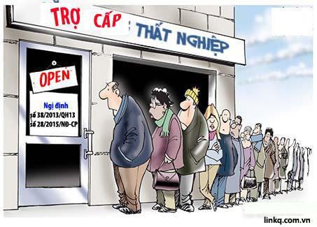 Cách tính trợ cấp thất nghiệp cho người lao động