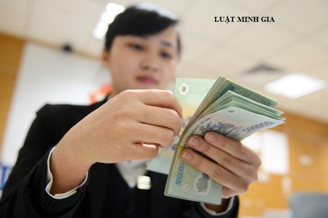 Tư vấn về tiền lương làm căn cứ để tính tiền nghỉ hằng năm