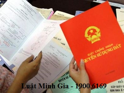 Thủ tục xin cấp GCN QSDĐ