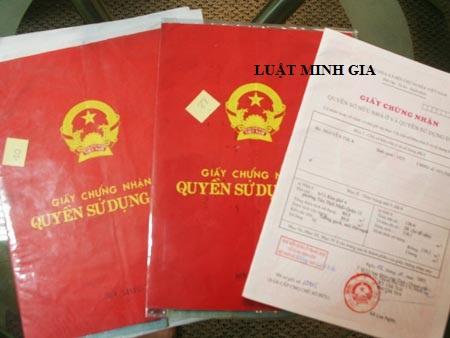 Tư vấn về đăng ký biến động đất đai khi thay đổi giấy tờ nhân thân