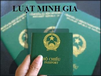 Tư vấn trường hợp khai sinh cho con có hai quốc tịch