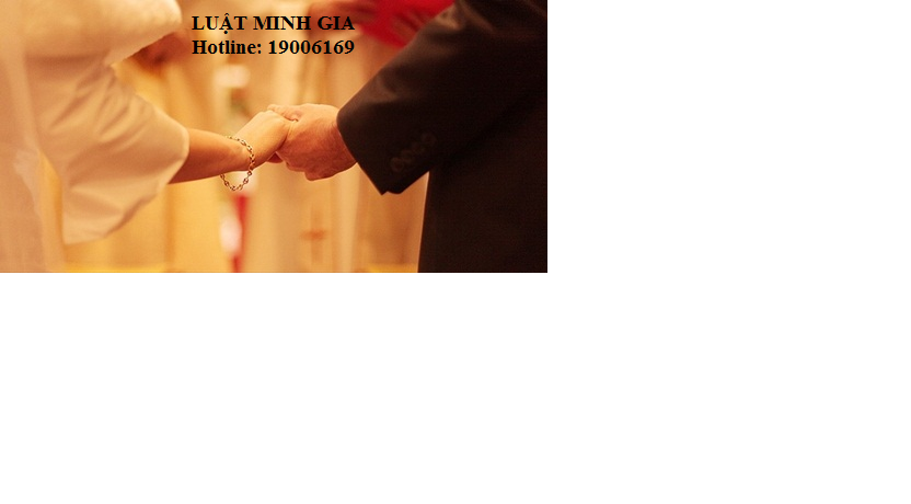 Tư vấn về điều kiện kết hôn