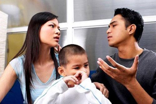 Chia tài sản chung khi ly hôn và nghĩa vụ cấp dưỡng