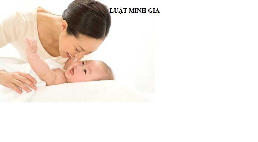 Thủ tục làm lại giấy khai sinh cho con