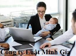 Đóng BHXH, BHYT của lao động nữ đi làm trước khi hết hạn nghỉ sinh con