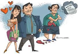 Tư vấn về trường hợp chồng ngoại tình