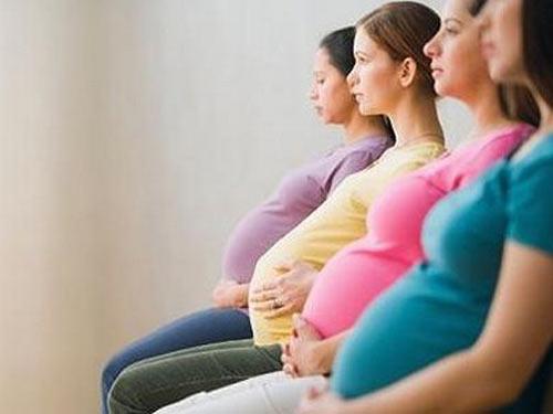 Cách tính mức hưởng trợ cấp thai sản cho NLĐ
