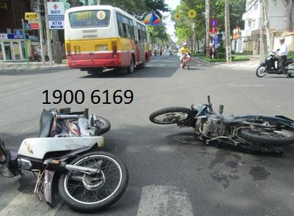 Tư vấn về bồi thường tai nạn xe máy