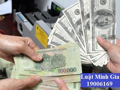 Tư vấn về việc nhận lương bằng ngoại tệ của lao động Việt Nam tại doanh nghiệp