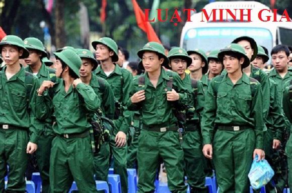 Tư vấn về việc công dân nữ tham gia nghĩa vụ quân sự