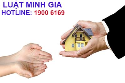 Tư vấn thuế thu nhập do ủy quyền tặng cho bất động sản
