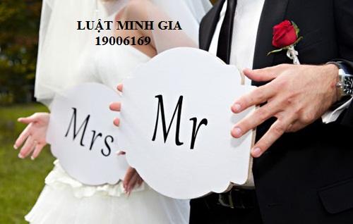 Tư vấn hồ sơ đăng ký kết hôn với người nước ngoài