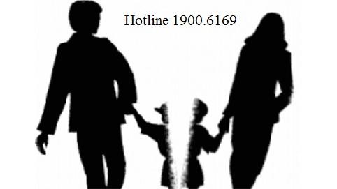 Chia tài sản và giành quyền nuôi con sau khi ly hôn.