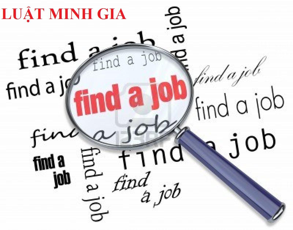Luật sư tư vấn về bảo hiểm thất nghiệp theo quy định hiện hành