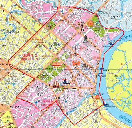 Thủ tục xin cấp chỉ giới đường đỏ và tách thửa đất của bố mẹ cho các con