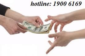 Thủ tục đòi lại tiền khi chủ hàng không trả