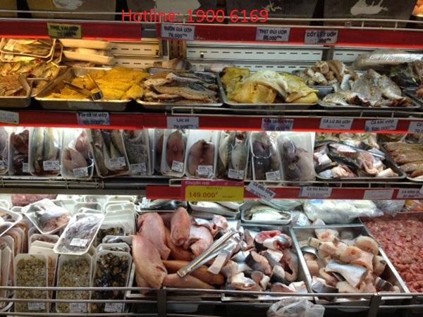 Tư vấn thủ tục pháp lý kinh doanh thực phẩm đông lạnh